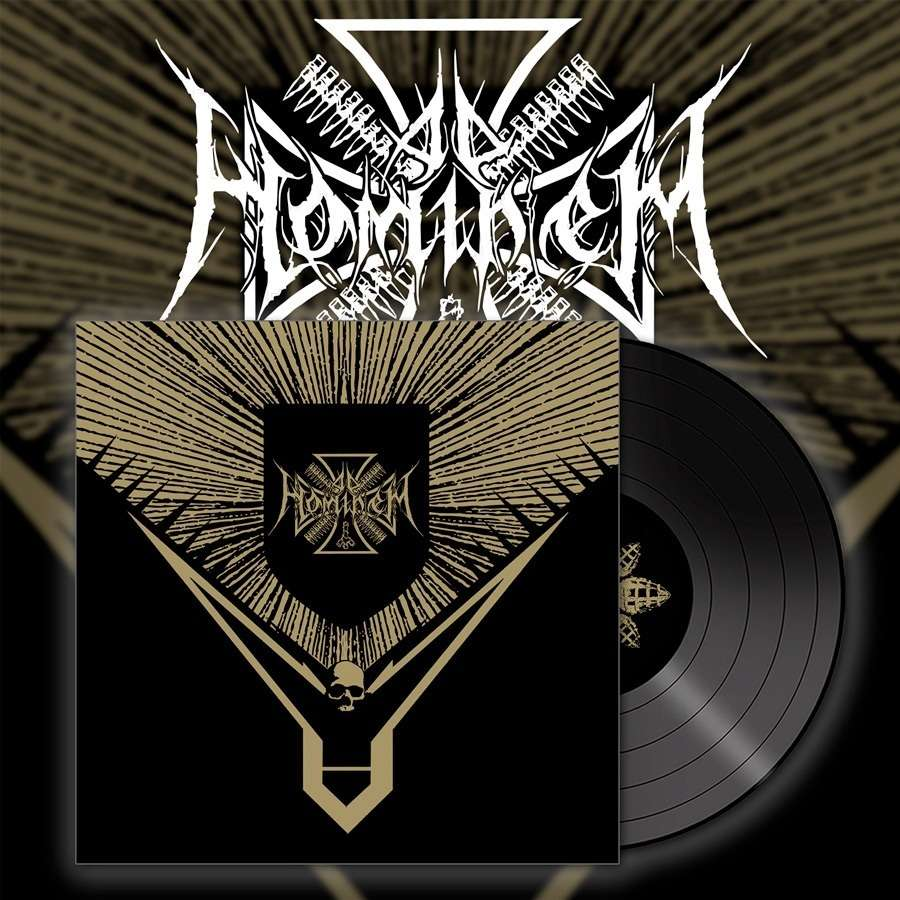 Ad Hominem - Napalm for All LP