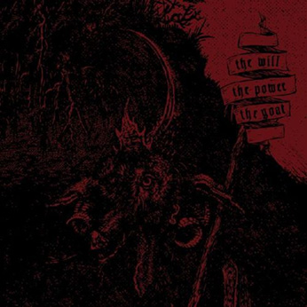 Azaghal / Ars Veneficium - The Will, the Power, the Goat LP