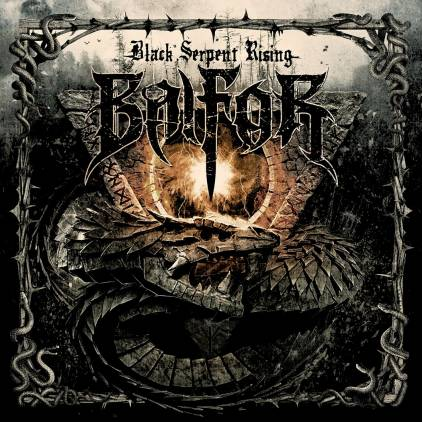 Balfor - Black Serpent Rising