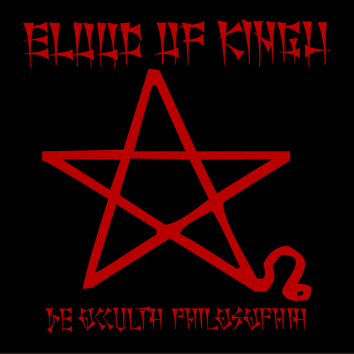 Blood Of Kingu - De Occulta Philosophia