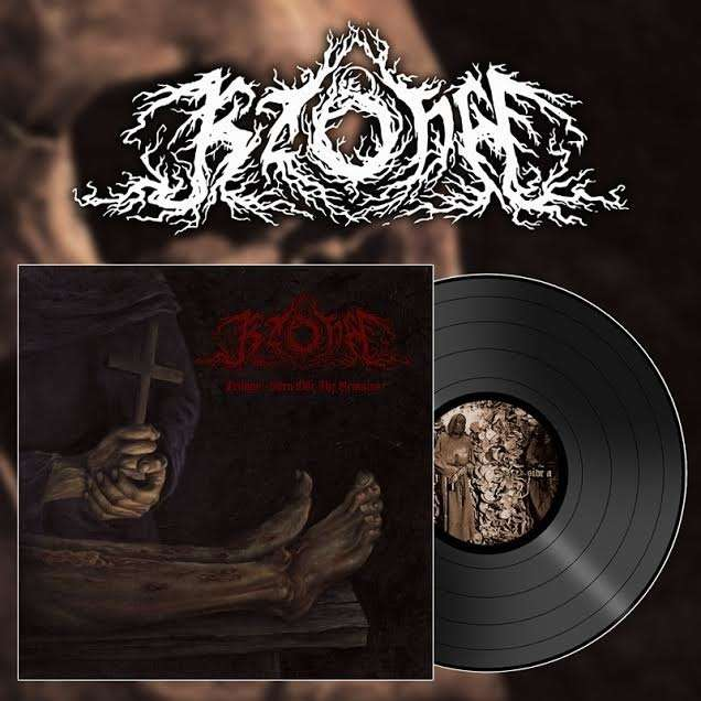 Kzohh - Trilogy: Burn Out The Remains LP