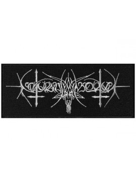 Nokturnal Mortum - Goat Horns Logo Patch