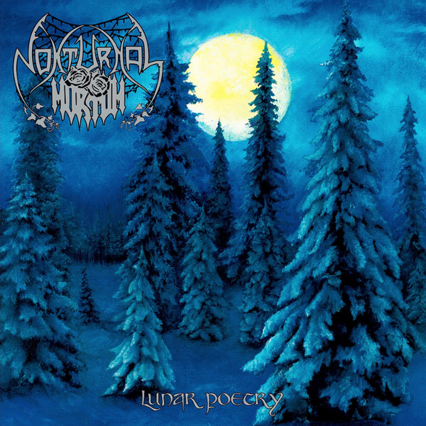 Nokturnal Mortum - Lunar Poetry DigibookCD