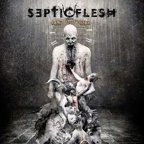 SepticFlesh - The Great Mass LP